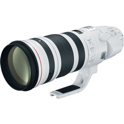 Canon EF 200-400mm F4L IS USM Lens USM Extender 1.4x