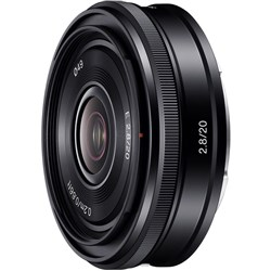 Sony 20mm F2.8 E-Mount Lens