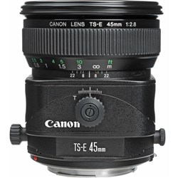 Canon TS-E  45MM F2.8 Tilt Shift Lens