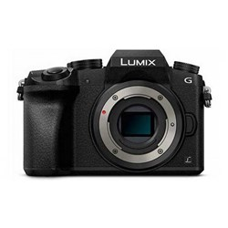 Panasonic Lumix DMC-G7 Body Only