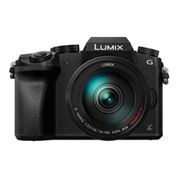 Panasonic Lumix DMC-G7 14-140mm Zoom Kit