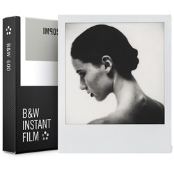 Impossible B&Amp;W Film For 600 Series Instant Cameras