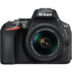 Nikon D5600 18-55mm Single Lens Kit