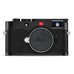 Leica M10 Digital Rangefinder - Black