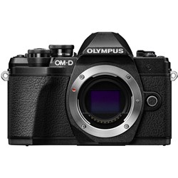 Olympus OM-D E-M10 MK3 Black Body Only