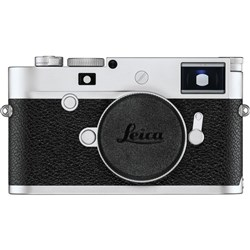 Leica M10-P Silver Chrome Body