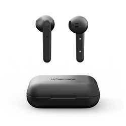 Urbanista Stockholm Black Head Phones