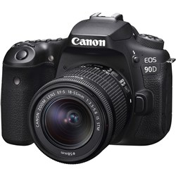 Canon EOS 90D 18-55mm Single Lens Kit