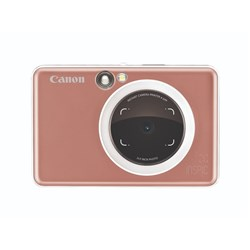 Canon Inspic S Rose Gold Instant Camera