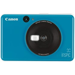 Canon Inspic C Seaside Blue Instant Camera