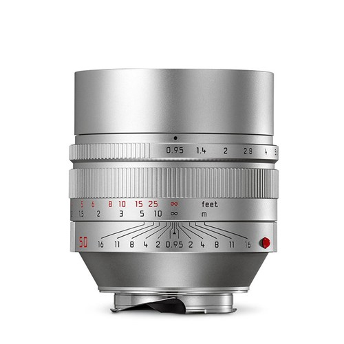 50mm .95 Silver 1