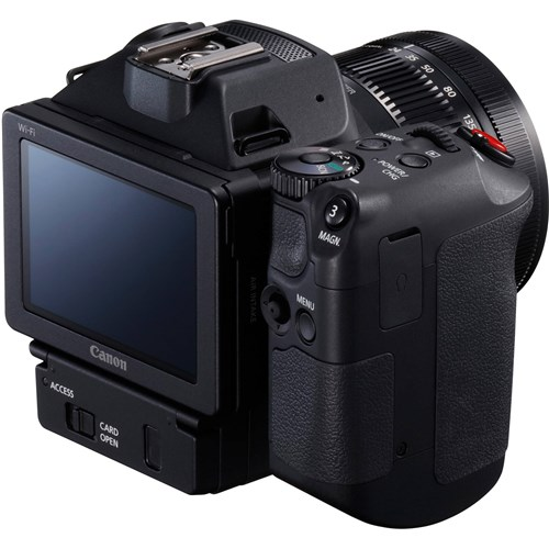 Canon XC-15 4K Video Camera003