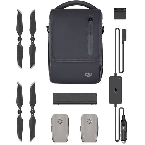 DJI Mavic 2 Fly More Kit001