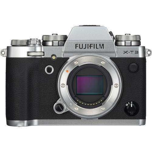 Diamonds Camera Fujifilm X-T3 Silver Body Only 001