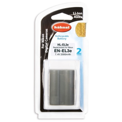 Hahnel Nikon EN-EL3 Battery