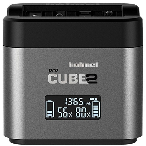 Hahnel Pro Cube 2 Nikon Charger 001