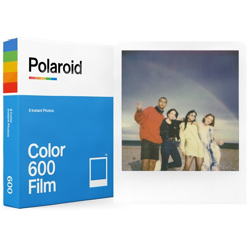 Impossible Colour Film For 600 Series Instant Cameras 001