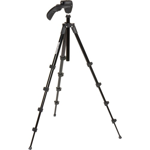 Manfrotto Compact Action Black Tripod 002