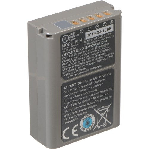 Olympus BLN-1 Battery 001