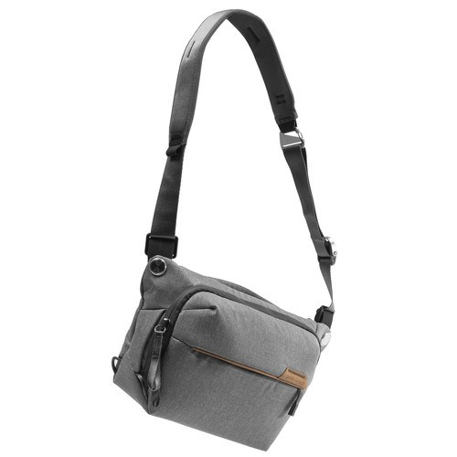 Peak Design Everyday Sling v2 (6L, Ash)-3