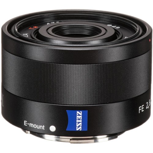 Sony Carl Zeiss 35mm F2.8 E Mount Lens
