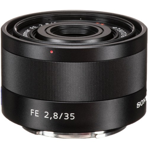 Sony Carl Zeiss 35mm F2.8 E Mount Lens02