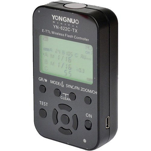 YONGNUO YN622C GROUP CONTROLLER FOR CANON 001