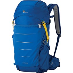Diamonds Camera Lowepro Photo Sport BP 300 II Blue Backpack 001