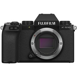 Fujfilm X-S10 Black Body 001