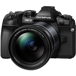 Olympus OM-D E-M1 Mark II with 12-200MM Lens 001