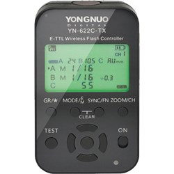 YONGNUO YN622C GROUP CONTROLLER FOR CANON 002