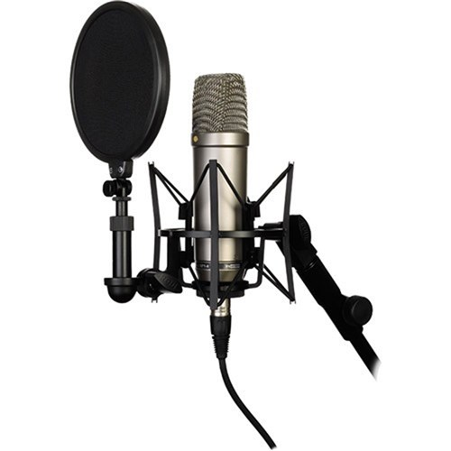 Rode Nt1-A Studio Microphone