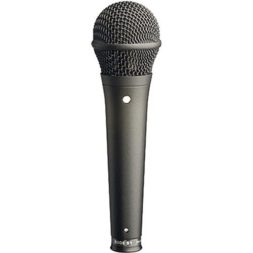 Rode S1 Black Microphone