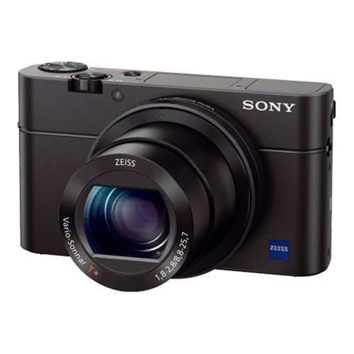 Sony Cybershot RX100 MKIII Digital Camera