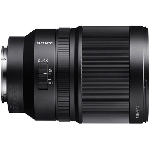 Sony Zeiss 35mm F1.4 E-Mount Full Frame Lens
