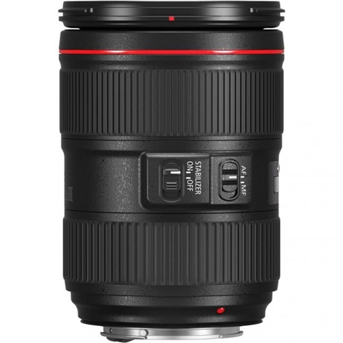 Canon EF 24-105mm F4 L IS II Zoom Lens