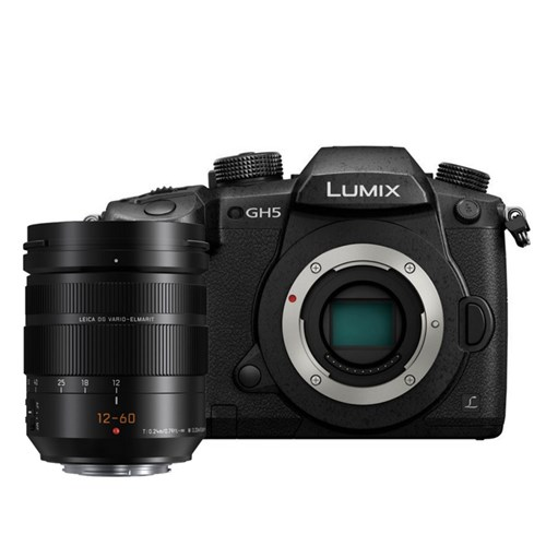 Panasonic Lumix GH5 12-60mm Leica Lens Kit