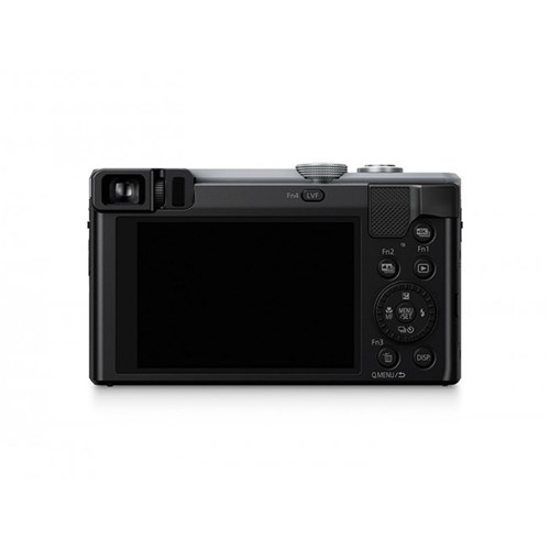 Panasonic Lumix DMC-TZ90 Silver Digital Camera