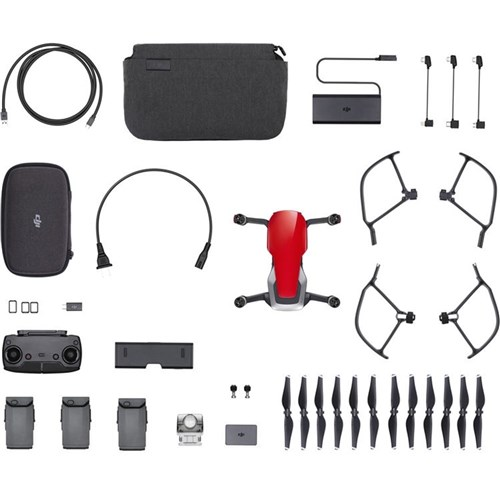 Dji Mavic Air Red Fly More