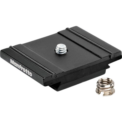 Manfrotto 200pl-Pro Plate Rc2 And Arca-Swiss Compatible