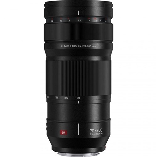 Panasonic Lumix S Pro 70-200mm F4 L-Mount Lens