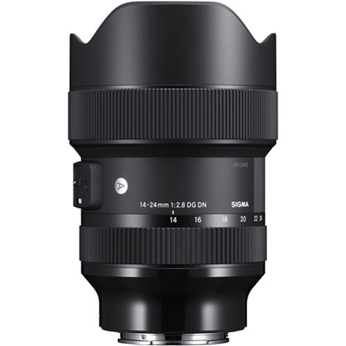 Sigma 14-24mm F2.8 Art DG DN L-Mount Lens